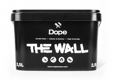 2,5l dope the wall