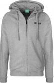 montana zip hoody bluza szara