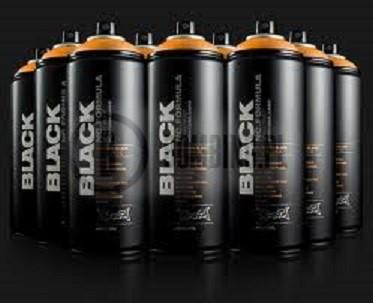 15 x Montana Black 400ml + NITRO 500ml + Dope Chrome 600ml