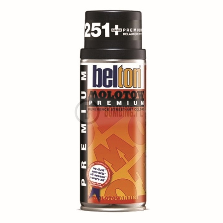 BELTON PREMIUM SIGNAL BLACK 400ml