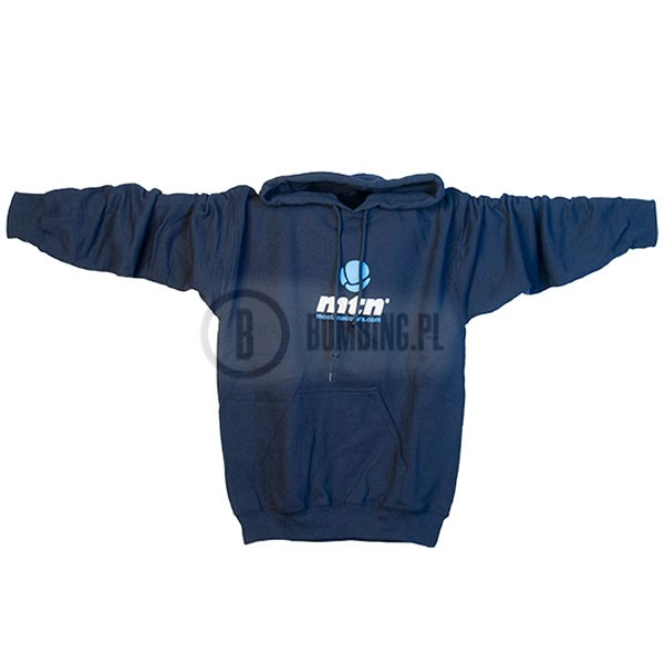 Bluza MTN MONTANA COLORS niebieska rozm S