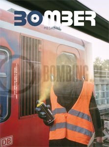 Bomber 30 years magazine