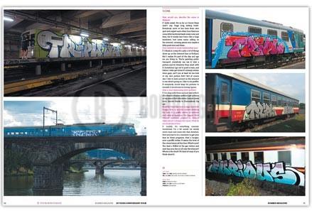 Bomber 30 years magazine2