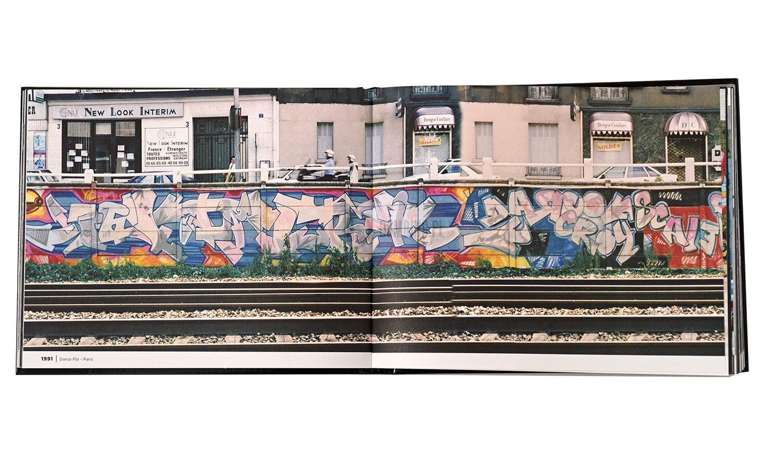 Crash Kid Graffiti Archive 1