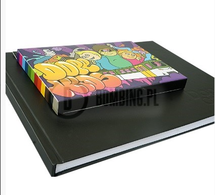 Dope Cans Kids Marker Set 12szt + BLACKBOOK.
