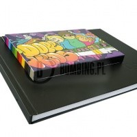 Dope Cans Kids Marker Set 12szt + BLACKBOOK.