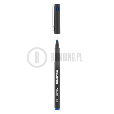 Fineliner Blue