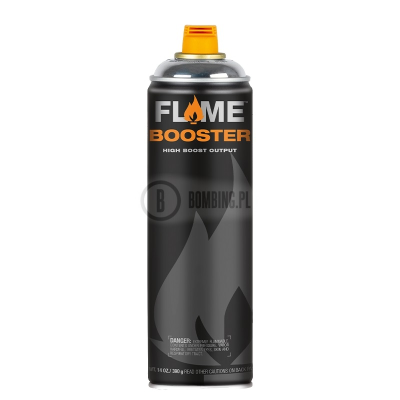 Flame Booster Chrome