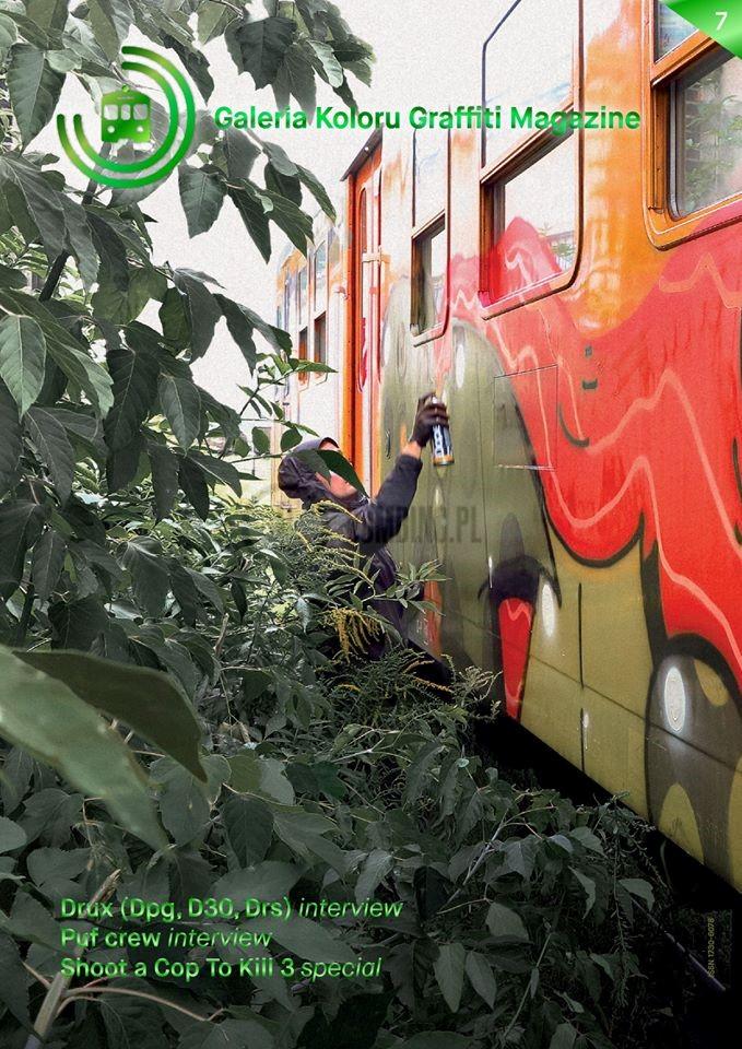 GALERIA KOLORU Graffiti Magazine #7