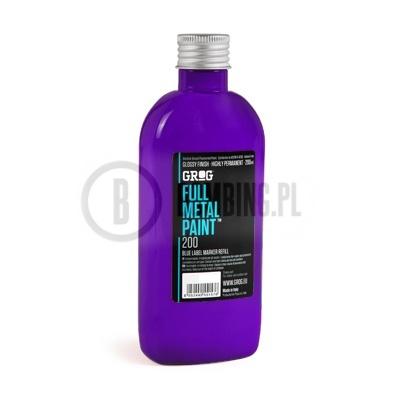 goldrake purple fmp grog