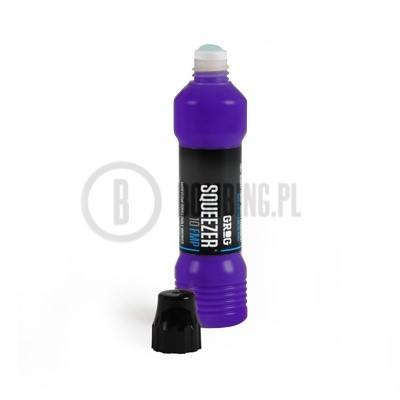 Grog  Squeezer 10 FMP Goldrake Purple