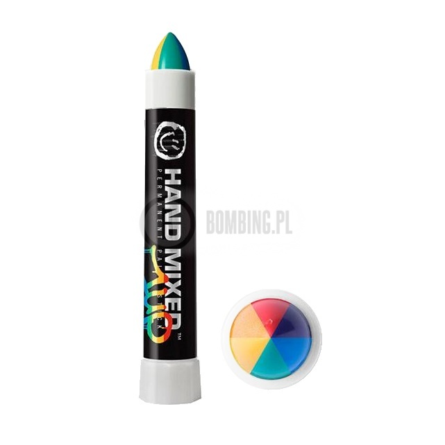 Hand Mixed HMX Edition single marker 1UP Pride