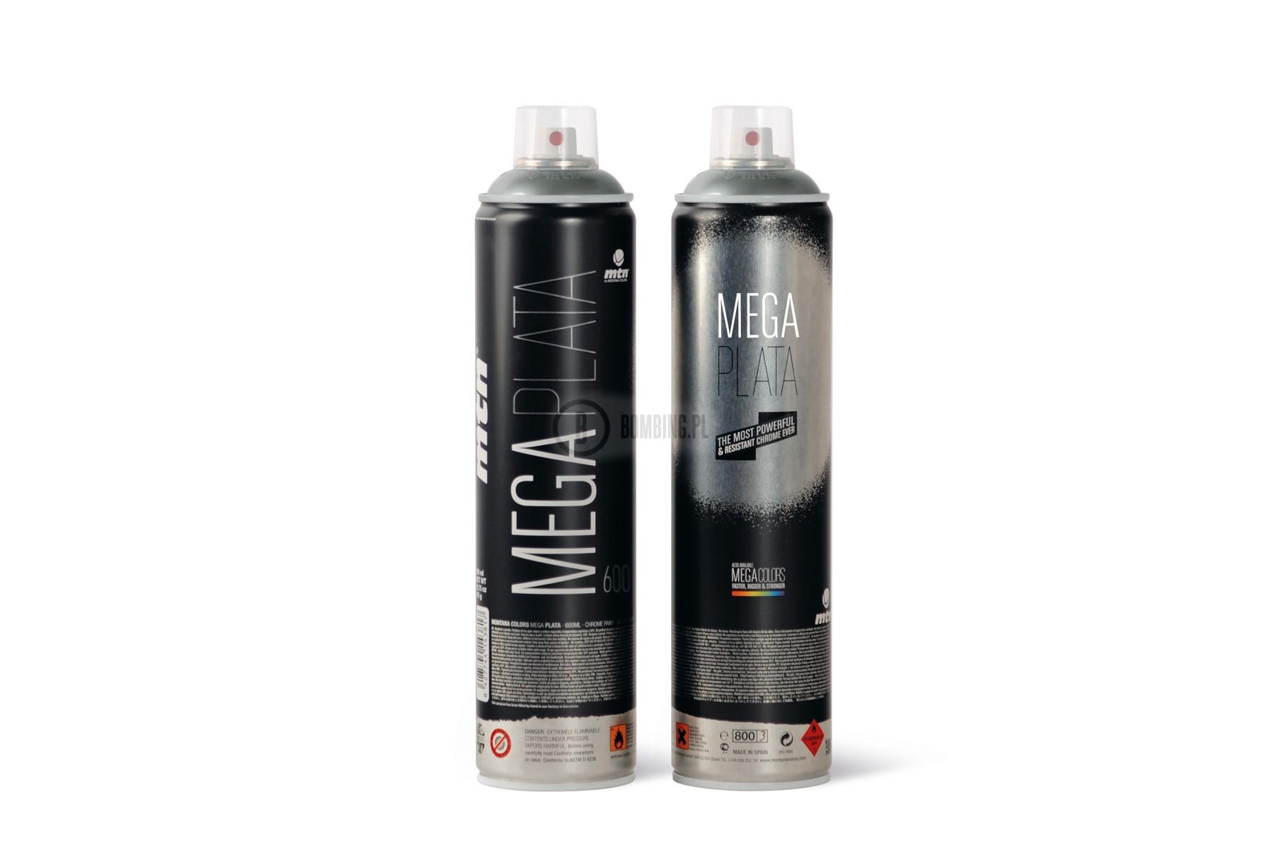 MEGA PLATA 600ml