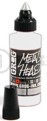 Metal Head 04 RSP Bogota White