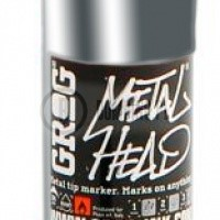 Metal Head 04 RSP Burning Chrome