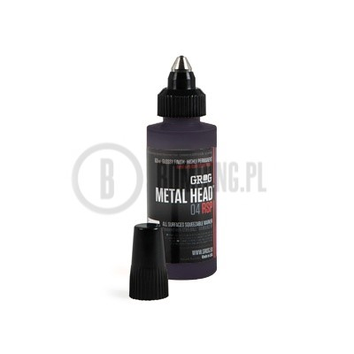 Metal Head 04 RSP Death Black