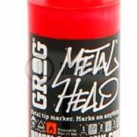 Metal Head 04 RSP Ferrari Red