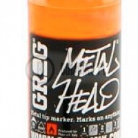Metal Head 04 RSP Foundry Orange