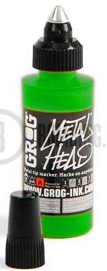 Metal Head 04 RSP Slimmer Green
