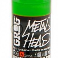 Metal Head 04 RSP Slimmer Green