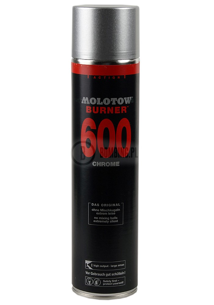MOLOTOW 600er BURNER CHROM