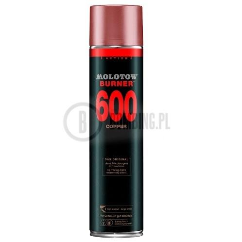 MOLOTOW 600er BURNER COPPER