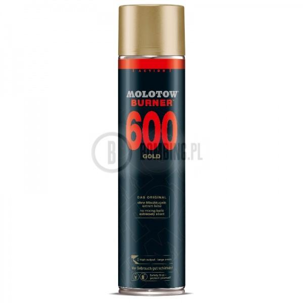 MOLOTOW 600er BURNER GOLD