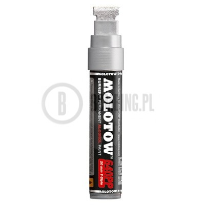 Molotow 640PP Burner Chrome
