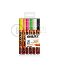 Molotow ONE4ALL 127HS Neon Set