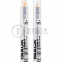 Montana Black marker 2mm round empty