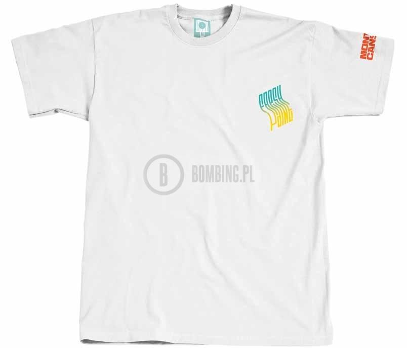 montana koszulka frsh paint fade