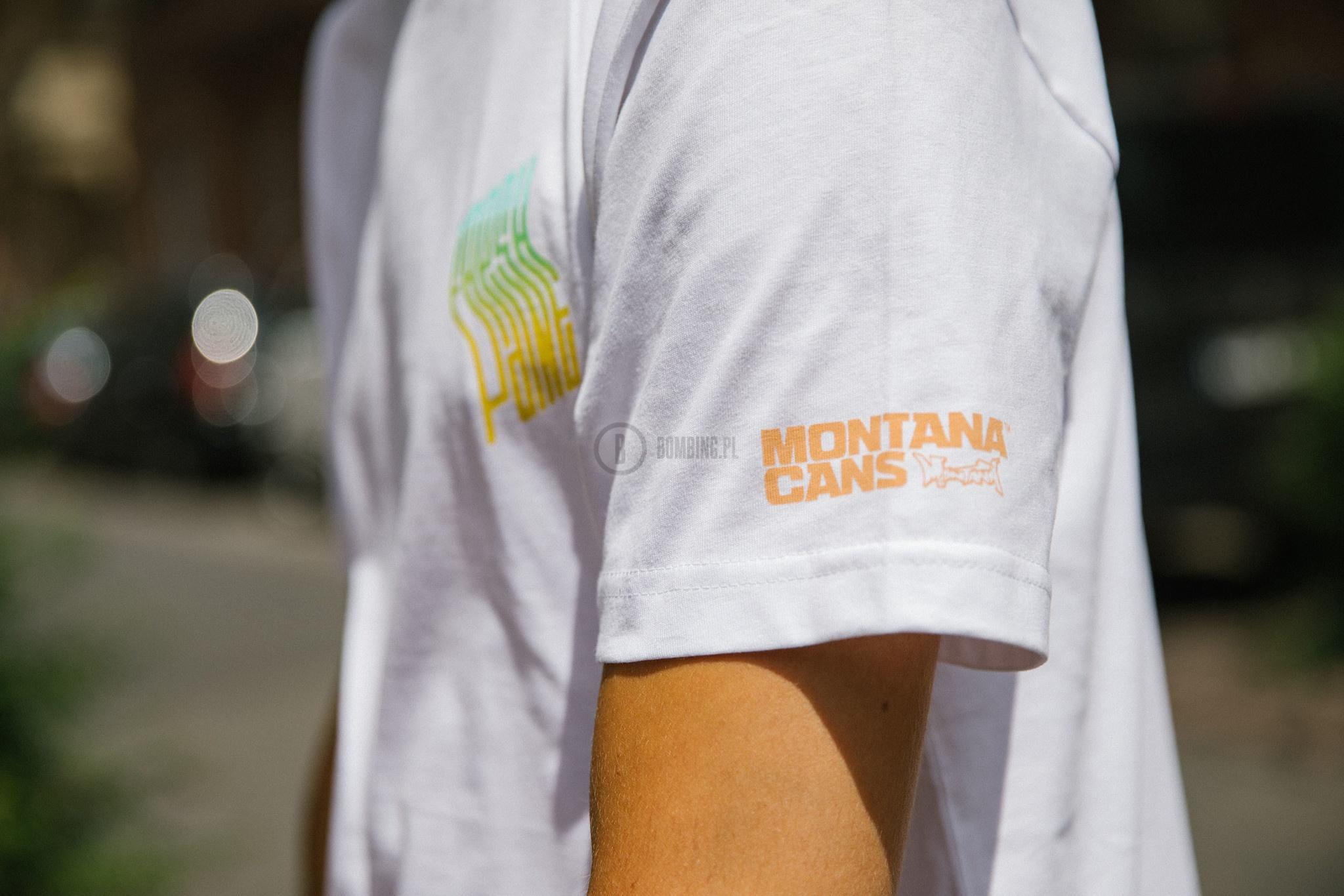 montana koszulka frsh paint fade12