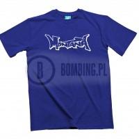MONTANA KOSZULKA T-SHIRT BLUE ROZM M