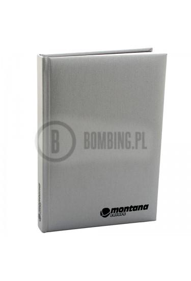 MTN Blackbook Srebrny A5