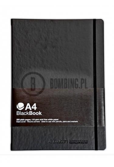 MTN Montana A4 Blackbook