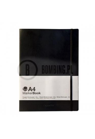 MTN Montana Markerbook A4