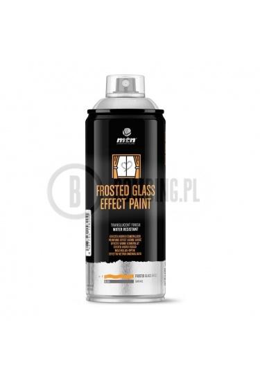 Mtn Pro Frosted Glass 400 ml. Efekt mlecznej szyby.