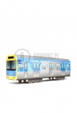 MTN Systems Montana Colors Melbourne Metro Train