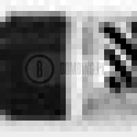 Rabeko Kolor Black 1.5cm