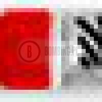 Rabeko Kolor Red 1.5cm