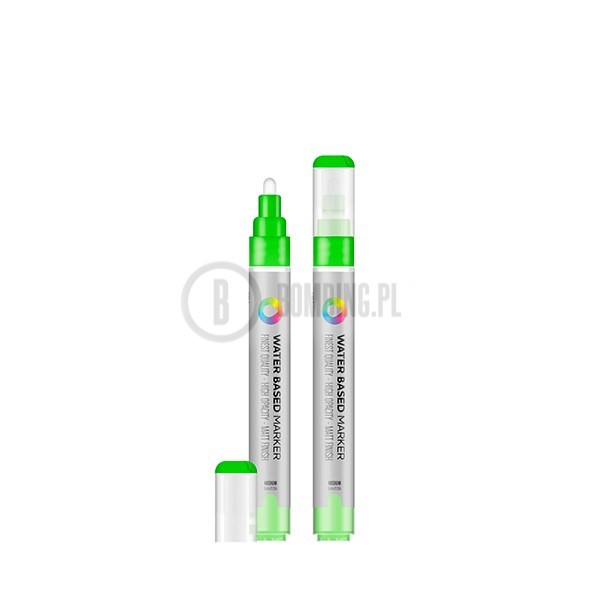 RV-34 Brilliant Light Green 3mm