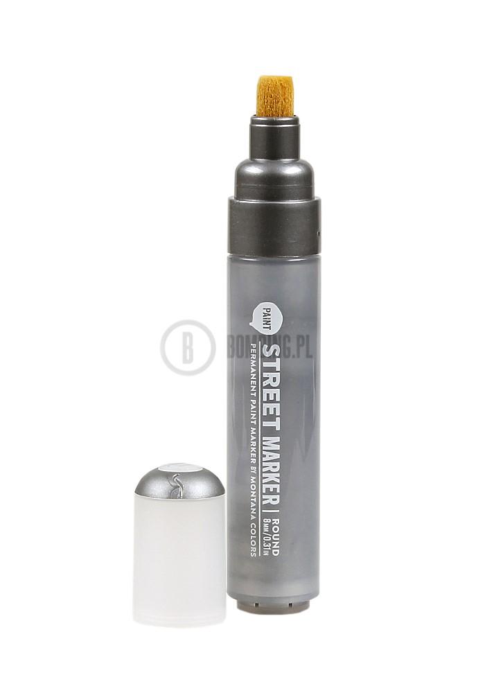 Street Marker Paint 8mm Silver