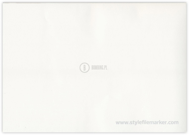 Stylefile Markerpad White