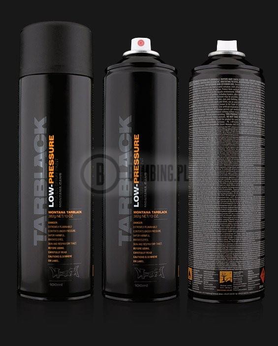 Tarblack 500ml Low-Pressure