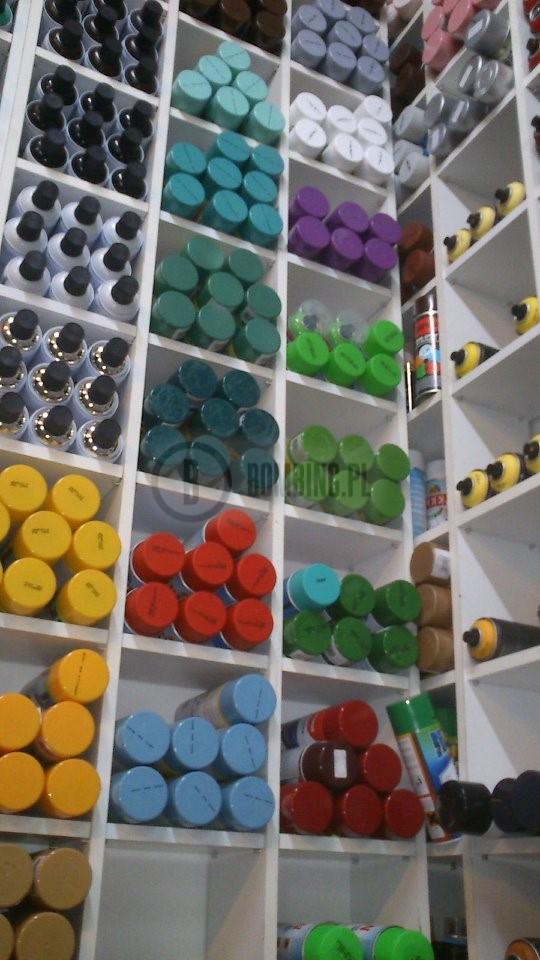 Zestaw 60 farb 400ml CMOP KEEN