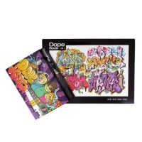 Zestaw Dope Cans KIDS Markers 12szt. + Dope Book Vol.1